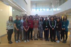Visit PDEng trainees from TU Delft