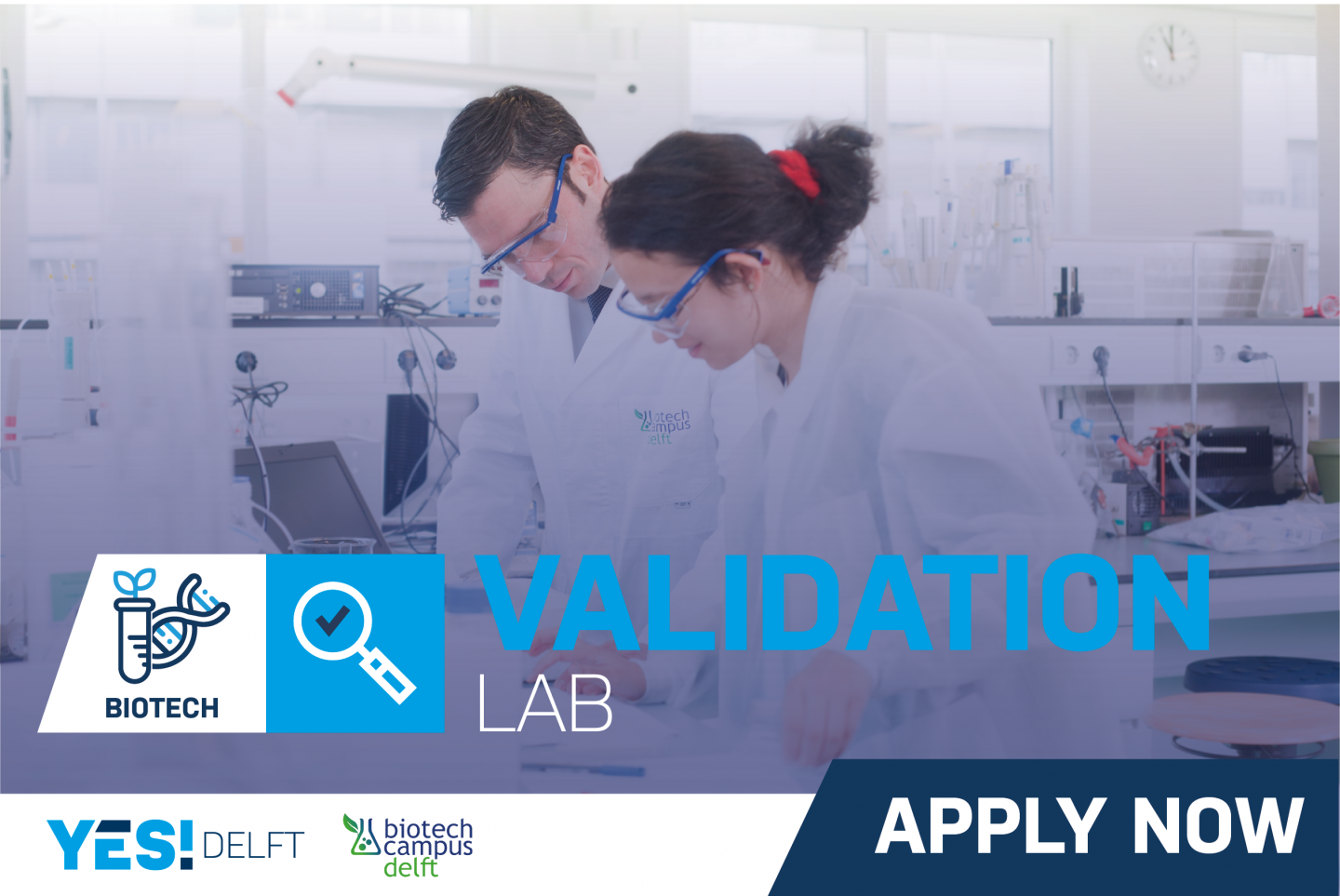 Biotech Validation Lab