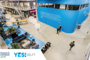 Biotech Campus Delft and YES!Delft partner up to support promising European biotech startups Post